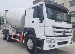 Tigarbo  en el chasis HOWO ZZ1257N4347E1 concrete mixer truck camión hormigonera