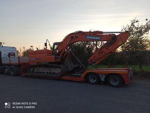 DOOSAN DX180 excavadora de cadenas