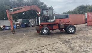 POCLAIN 75 PB  excavadora de ruedas