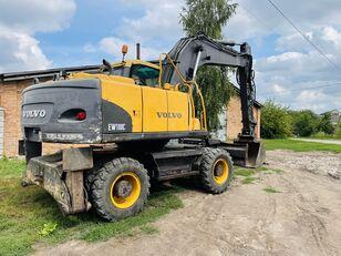 VOLVO EW 180 C ( В НАЯВНОСТІ ) excavadora de ruedas