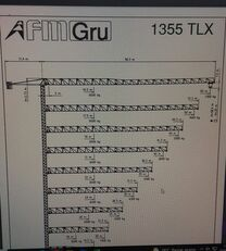FMGru TLX 1355 grúa torre
