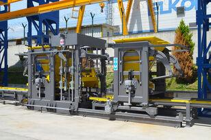 ELKON ELKOBLOCK-36S FULLY AUTOMATIC SINGLE LAYER Concrete Block Machin máquina para fabricar bloques de hormigón nueva