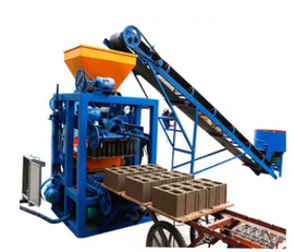 SINOWAY QT4-24 máquina para fabricar bloques de hormigón nueva