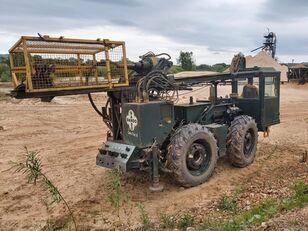 DANDO Geotech 6 máquina perforadora