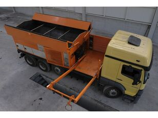 Srt makina ASPHALT PATCH ROBOT, MACHINE OF ASPHALT ROAD MAINTENANCE otra maquinaria de construcción