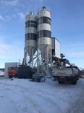 AZ-MACHINERY 160 M3/H planta de hormigón nueva
