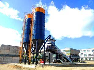 FABO FABOMIX COMPACT-120 CONCRETE PLANT | CONVEYOR TYPE planta de hormigón nueva