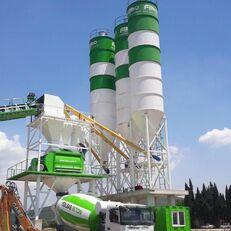 FABO POWERMIX-130 CONCRETE PLANT | NEW GENERATION planta de hormigón nueva
