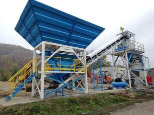 PROMAX Centrale à Béton Compacte C60-SNG PLUS (60m³/h) planta de hormigón nueva
