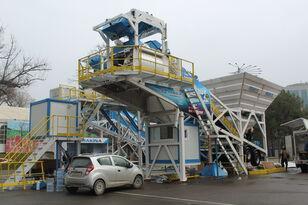 PROMAX Impianto di Betonaggio Mobile PROMAX M100-TWN (100m³/h) planta de hormigón nueva