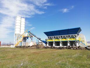 PROMAX КОМПАКТНЫЙ БЕТОННЫЙ ЗАВОД C60 SNG-L (60 м³/ч)     planta de hormigón nueva
