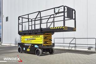 Airo X 12 EW - Windex plataforma de tijera nueva