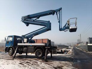 IVECO 32m, CTE Sequani Z32 plataforma sobre camión
