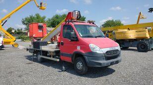 IVECO Daily Multitel MT202DS - 20m plataforma sobre camión