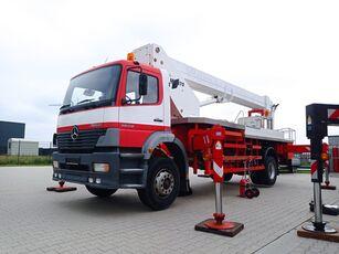 MERCEDES-BENZ 1828 Ruthmann T 370 plataforma sobre camión