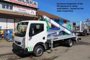RENAULT Maxity 25 m Multitel MX250 plataforma sobre camión