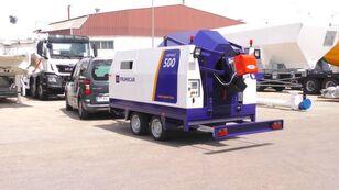 FRUMECAR Asphalt Recycler 500 recicladora nueva