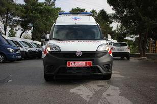 FIAT DOBLO MAXİ XL WİTH EQUİPMENT ambulancia nueva