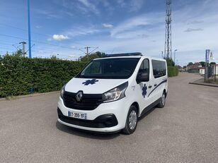 RENAULT TRAFIC L1H1 125 CV 2018 ambulancia