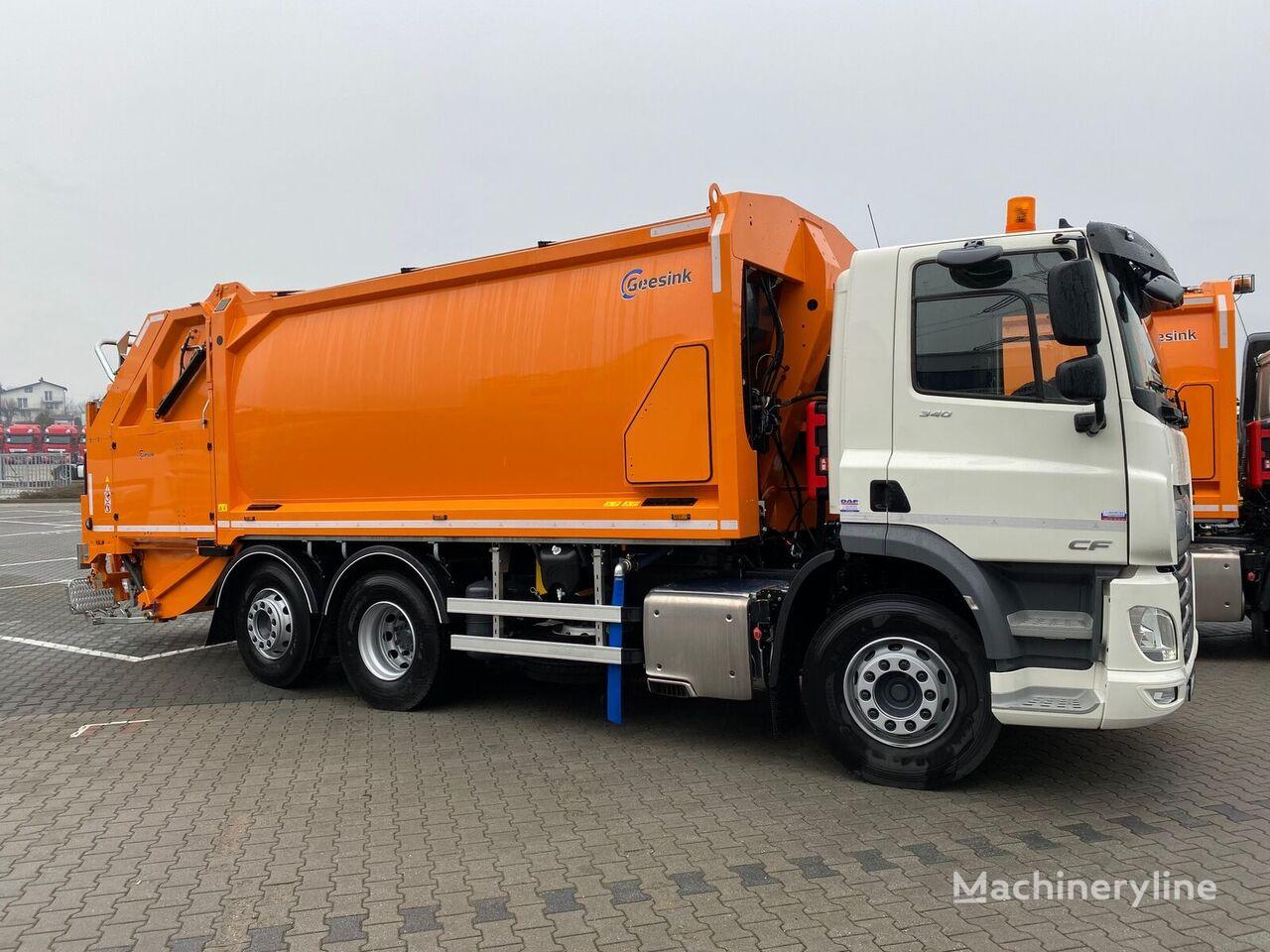 DAF CF 340 camión de basura nuevo