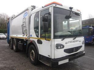 Dennis ELITE 2 6X2 25TON AUTO OLYMPUS BODY REFUSE C/W TERBERG BIN LIFT camión de basura