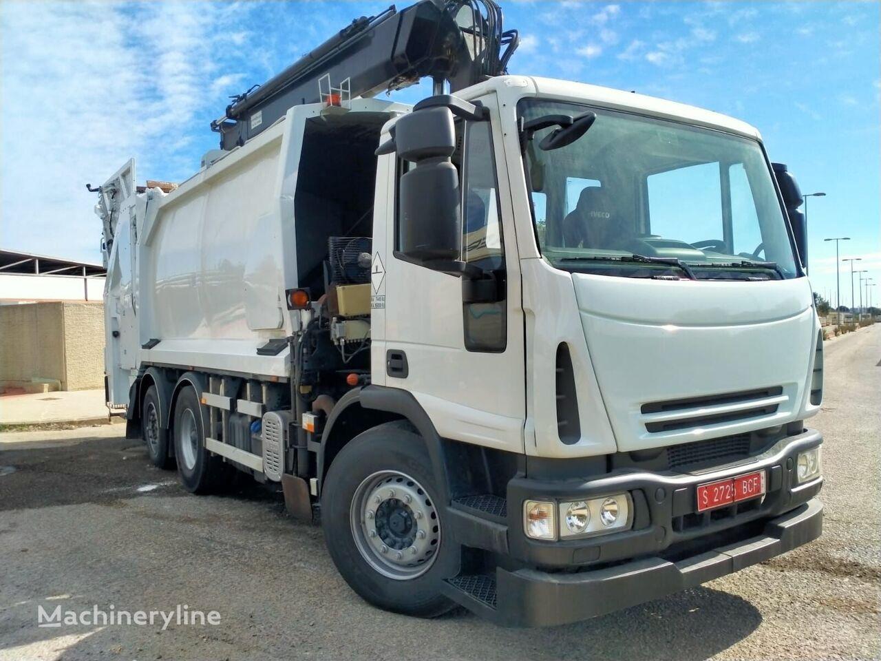 IVECO  190EL28 camión de basura