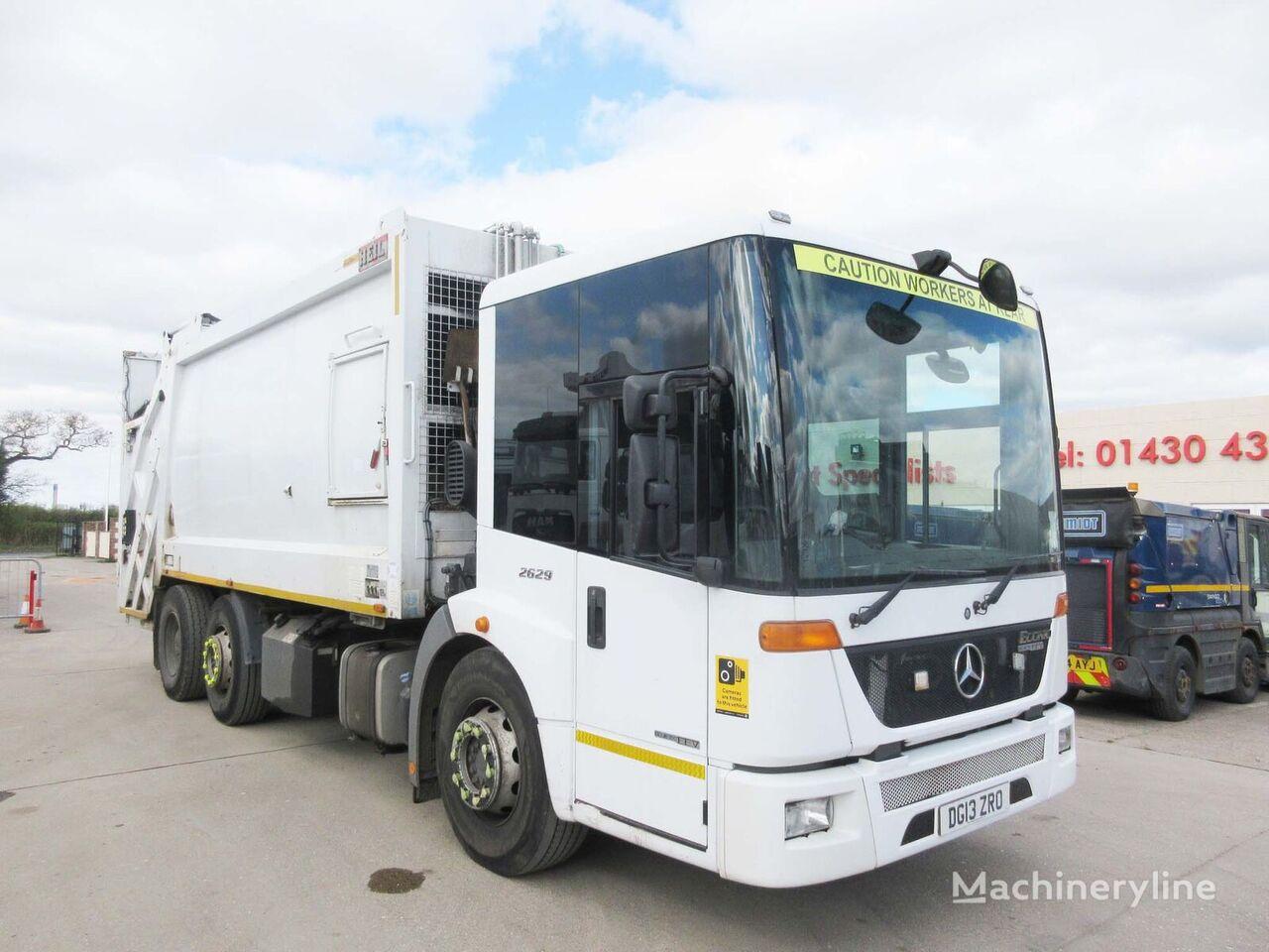 MERCEDES-BENZ Econic 2629 camión de basura