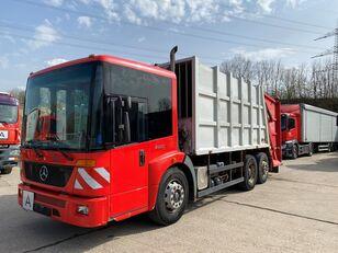 MERCEDES-BENZ Econic 2633 2629 Haller Zöller ACTROS AXOR camión de basura