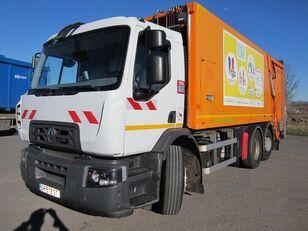 RENAULT WIDE D26 camión de basura