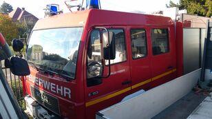 MAN 8-153 camión de bomberos